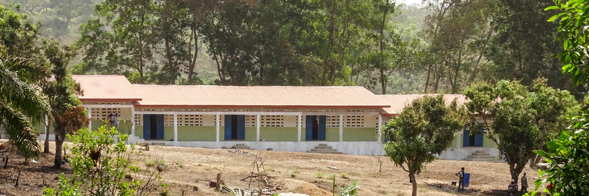 Berufsschule Télimélé