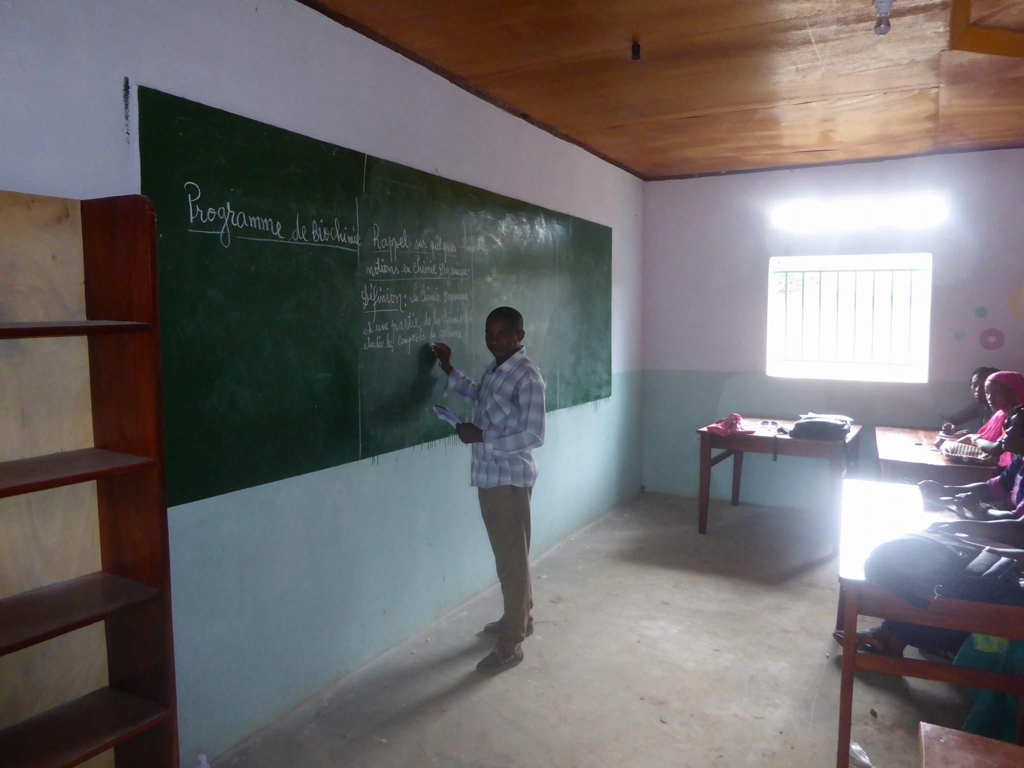 Erster Unterrichtstag