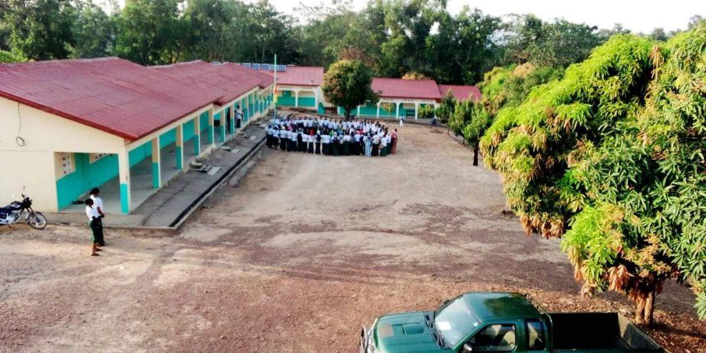 Start des neuen Schuljahres 2020