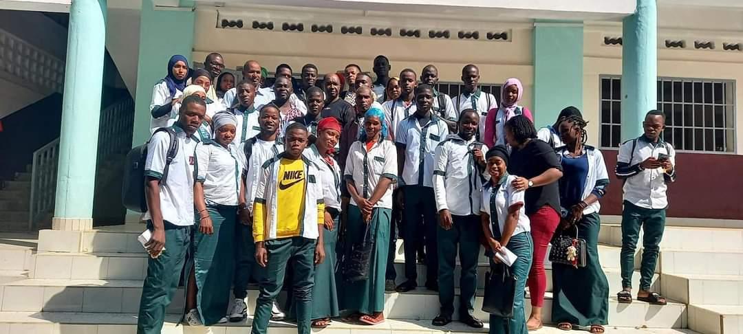 Start des neuen Schuljahres 2020 Schüler